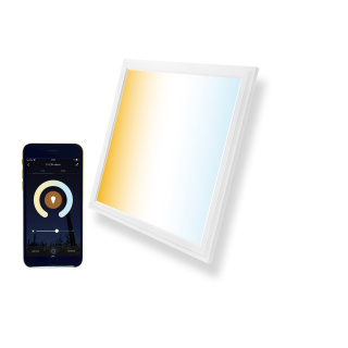 LED Panel CCT 30x30cm 18W Farbtemperatur einstellbar und dimmbar