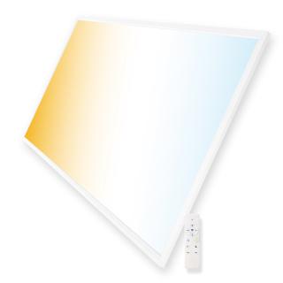 LED Panel CCT 60x120cm 50W Farbtemperatur einstellbar und dimmbar