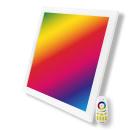 LED Panel 62x62cm 44W RGBW CCT Farbe einstellbar +...
