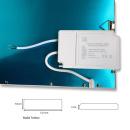 LED Panel 62x62cm 44W RGBW CCT Farbe einstellbar + Fernbedienung