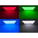 62x62cm RGBW+CCT: Farbe einstellbar und dimmbar