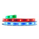 LED Leuchtstreifen-Set mehrfarbig RGB 30LED/m