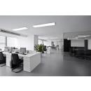 LED Panel 30x120cm 48W RGBW + CCT Farbe und Farbtemperatur einstellbar