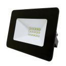 LED Außenstrahler Slim 10W kaltweiß