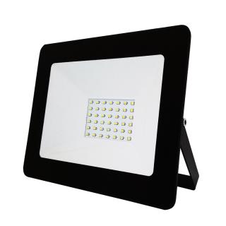 LED Außenstrahler Slim 30W kaltweiß