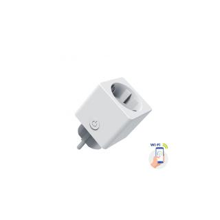 EU Smart Steckdose mit Leistungsmesser, 3600W
